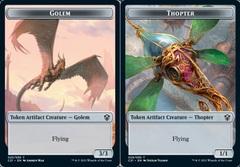 Golem (25) // Thopter Token