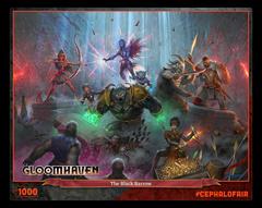Gloomhaven Puzzle: The Black Barrow (1,000pc)