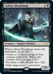 Callous Bloodmage - Promo Pack