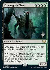 Daemogoth Titan - Promo Pack
