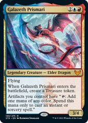 Galazeth Prismari - Promo Pack