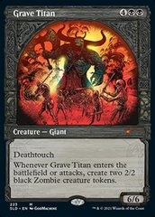 Grave Titan - Foil