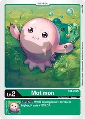 Motimon - ST4-01 - U