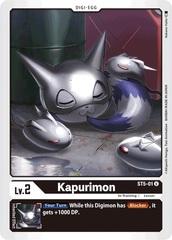Kapurimon - ST5-01 - U