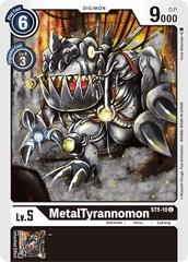 MetalTyrannomon - ST5-10 - C
