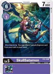 SkullSatamon - ST6-10 - U