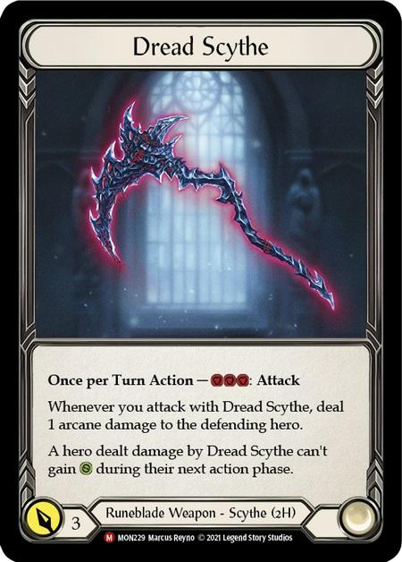 Dread Scythe - 1st Edition