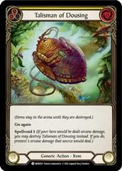 Talisman of Dousing - 1st Edition
