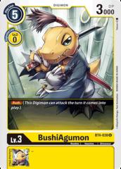 BushiAgumon - BT4-038 - U