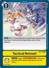 Tactical Retreat! - BT4-105 - U