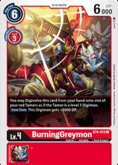 BurningGreymon - BT4-013 - U