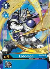 Lobomon - BT4-025 - U - Alternative Art