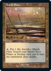 Marsh Flats (Retro Frame)