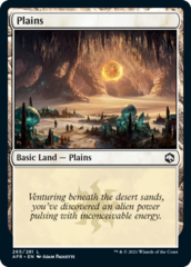 Plains (265) - Foil