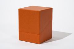 Ultimate Guard - Return to Earth: Boulder 100+ Standard Size - Orange