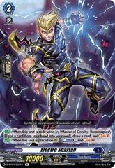 Electro Spartan - D-BT01/033EN - R