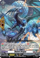 Violate Dragon - D-BT01/042EN - R