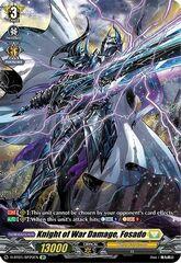 Knight of War Damage, Fosado - D-BT01/SP20EN - SP