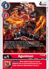 Agunimon - P-029 - P (Great Legend Power Up Pack)