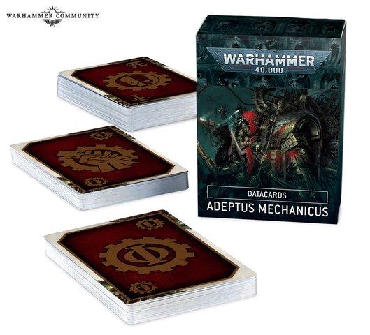 Datacards: Adeptus Mechanicus (2021)