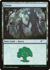 Forest (572) - Foil
