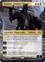 Dakkon, Shadow Slayer - Foil - Borderless