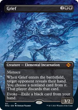 Grief - Borderless
