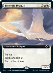 Timeless Dragon - Extended Art