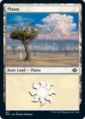 Plains (481) - Foil