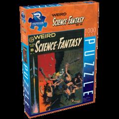 EC Comics Puzzle: Weird Science No. 29 1000 Piece Puzzle