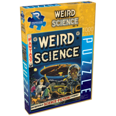 EC Comics Puzzle: Weird Science No. 16 1000 Piece Puzzle