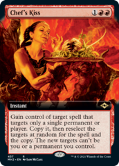 Chef's Kiss - Extended Art