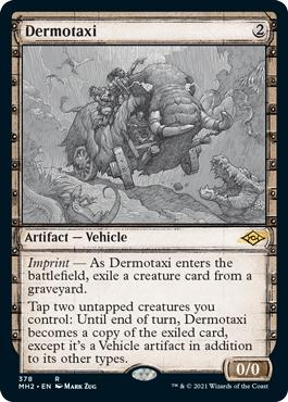 Dermotaxi - Showcase