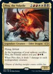 Piru, the Volatile