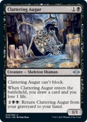 Clattering Augur - Foil