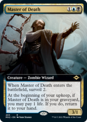 Master of Death (Extended Art)
