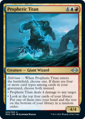 Prophetic Titan