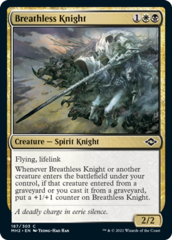 Breathless Knight - Foil