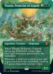 Titania, Protector of Argoth (Borderless)