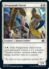 Fairgrounds Patrol