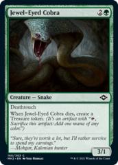 Jewel-Eyed Cobra - Foil