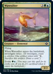 Wavesifter - Foil