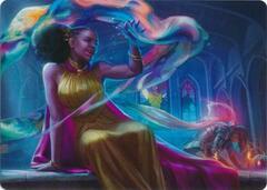 Radiant Epicure Art Card