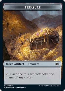Treasure Token (020)