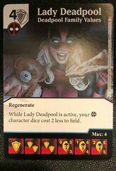 Lady Deadpool - Deadpool Family Values