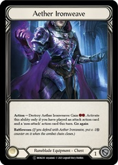 Aether Ironweave - Unlimited Edition