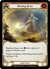 Blinding Beam (Red) - Unlimited Edition