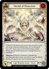 Herald of Protection (Red) - Unlimited Edition