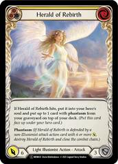Herald of Rebirth (Yellow) - Unlimited Edition