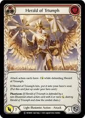 Herald of Triumph (Red) - Unlimited Edition